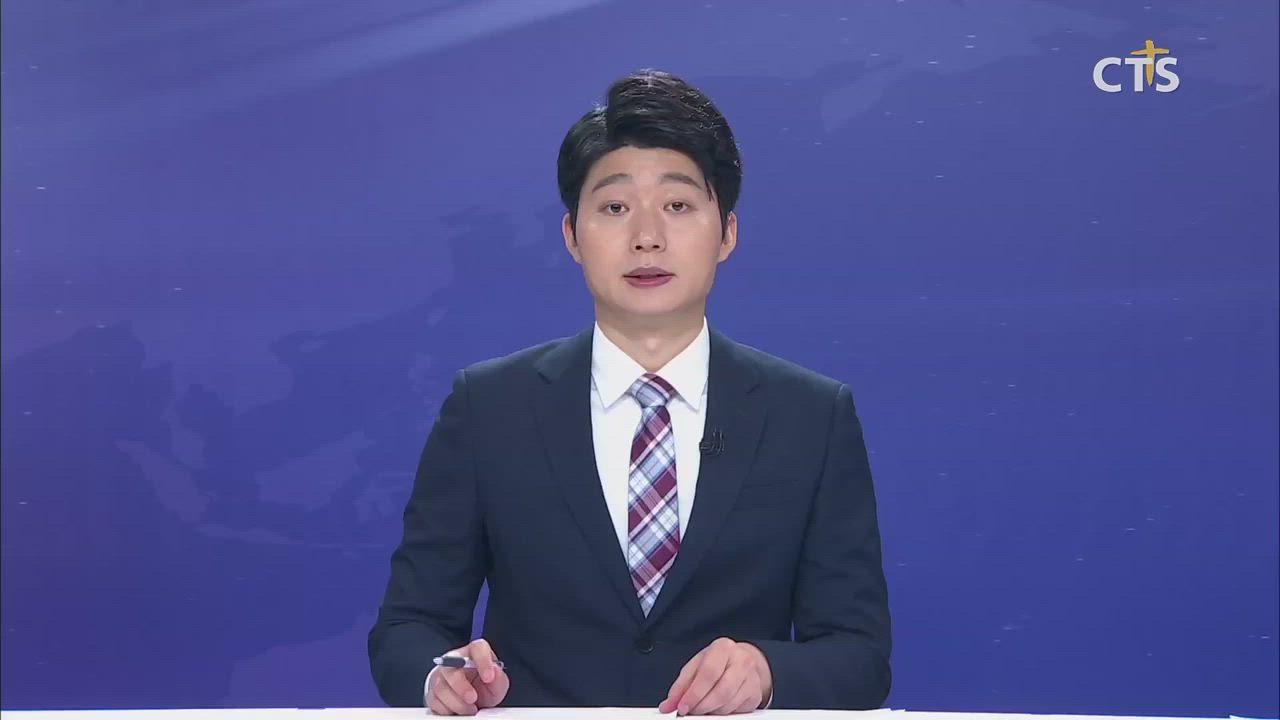 김포 CTS 어린이영어합창단이 중증장애우 시설에서 선교공연을 했어요.